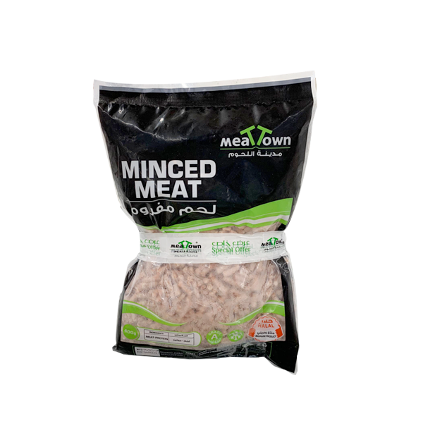 MEATTOWN MEAT MINCE 2X400GM
