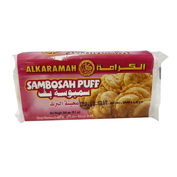 ALKARAMAH SAMBOSAH PUFF 260GM