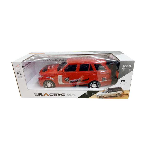 RACING TOY CAR RED