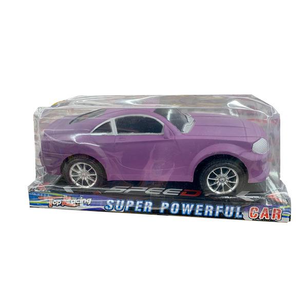 SUPER POWERFUL CAR VIOLET