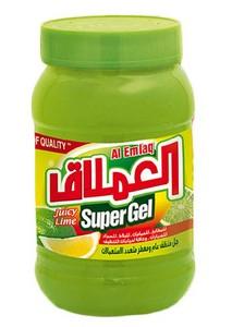 ALEMLAQ SUPER GEL 1K.G LEMON
