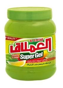 ALEMLAQ SUPER GEL 2K.G Lemon