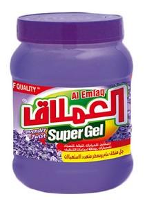 ALEMLAQ SUPER GEL 2K.G Lvender