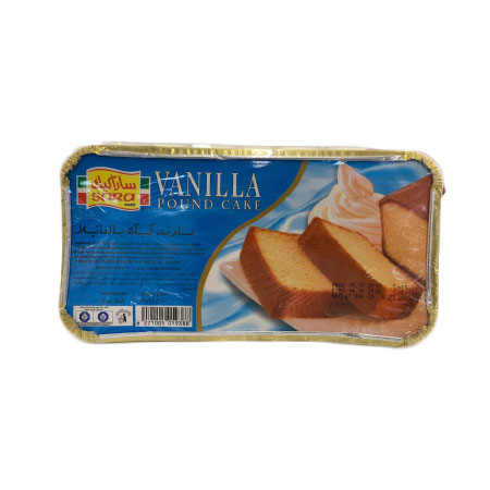 SARA POUND CAKE VANILLA 300G