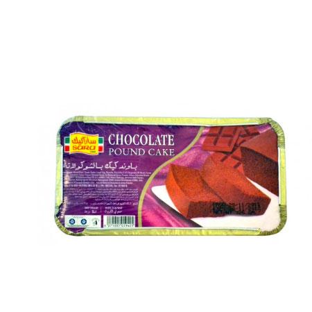 SARA POUND CAKE CHOCOLATE 300GM