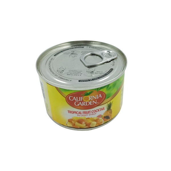 CG TROPICAL FRUIT COCKTAIL 227GR