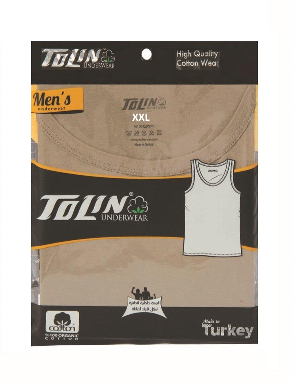Men's Vest Colored SIZE ( XXL ) TOLIN