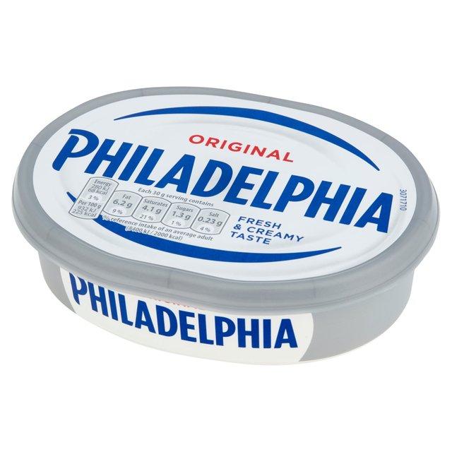 PHILADELPHIA  CREAM CHEESE  180 GM