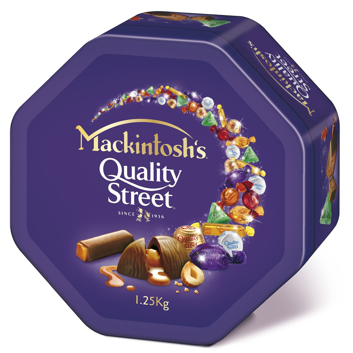 MACKINTOSH QUALITY STREET 1.25 KG