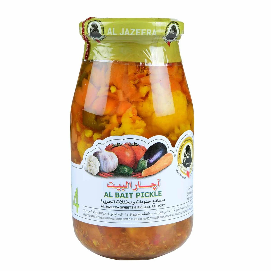 ALBAIT MIXED PICKLE