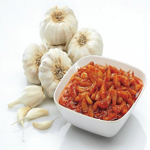 GARLIC PICKLE DRUM 1KG
