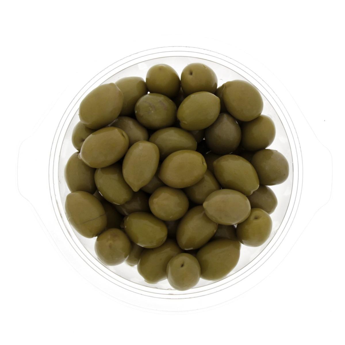 SPANISH GREEN OLIVE JUMBO70/100 KG