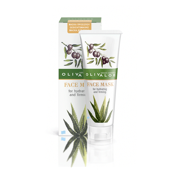 OLIV ALOE FACE MASK HYDRATING & FIRMING 70 ML