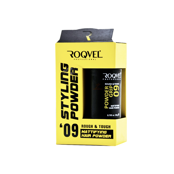 ROQVEL POWDER MATT HAIR WAX 20 GRAM