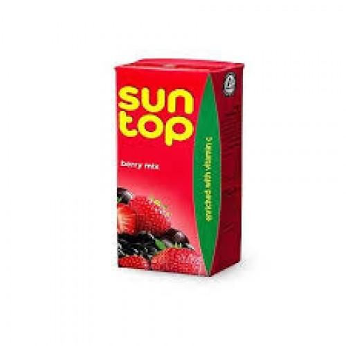 SUN TOP BERRY MIX FRUIT DRINK 250ML