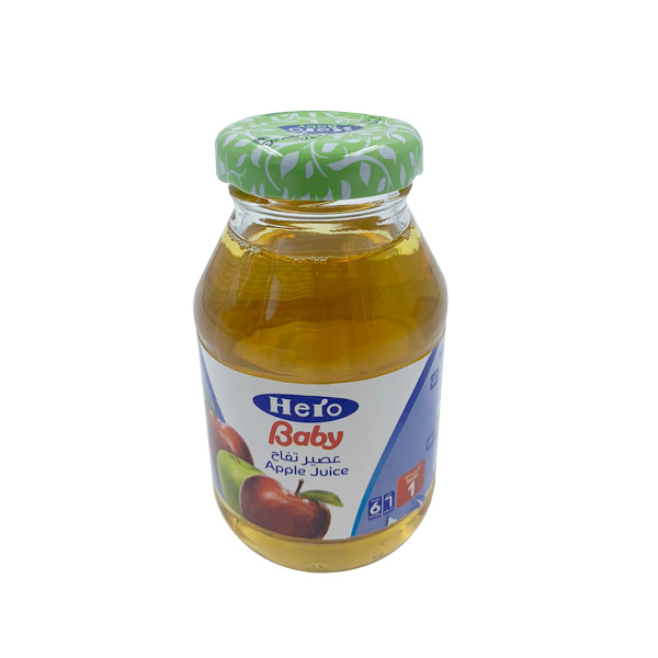 HERO BABY JUICE APPLE 130ML