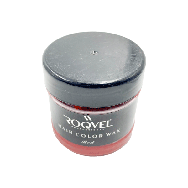 PROFESSIONAL ROQVEL RED HAIR STYLING WAX 130ML