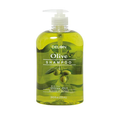 DELON OLIVE HAIR SHAMPOO 725 ML