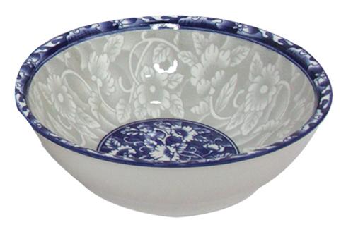 Ceramic bowl 8 inch
