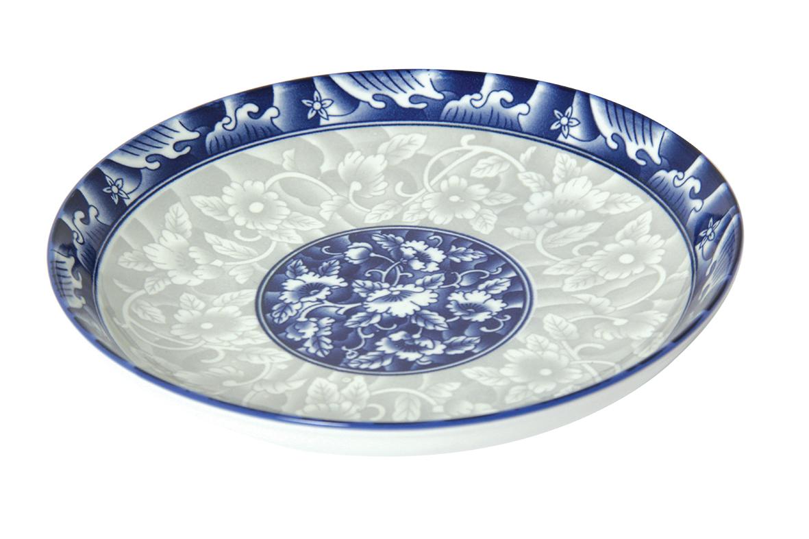 Round ceramic dish 9 inch