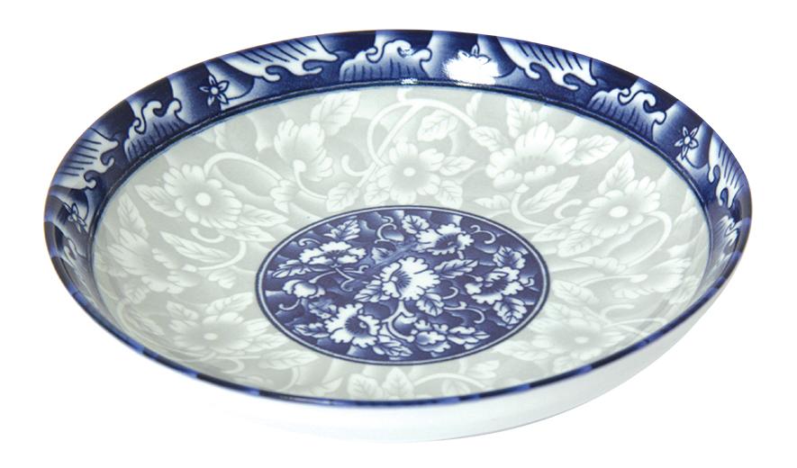 Round ceramic dish 10 inch