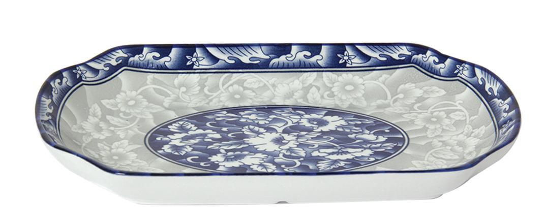 oval Ceramic dish 11 inch