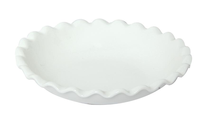 Round Ceramic Plate 8 Inch
