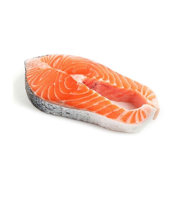 SALMON FISH SLICE 1KG